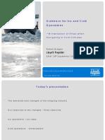 Ice Class - Robert Bridges, Lloyd's Register