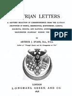 Illyrian Letters - Arthur J. Evans (1878)