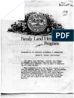 Mr. Lloyd Garner - Heritage Century Farm Documents
