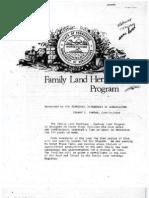 Mr. Earnest Hair - Heritage Century Farm Documents