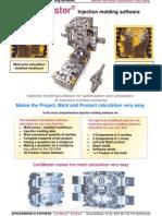 CalcMaster Leaflet English