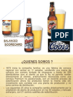 Bsc Cerveceria Coors