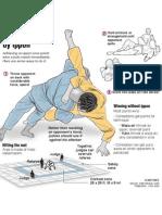 Olympic judo explained