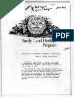 Mr. George Dewey Henry - Heritage Century Farm Documents