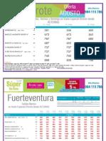 Ofertas Canarias