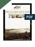 Allah nous prépare la victoire