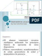 Dispositivos analogicos