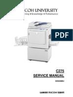 Manual de Servicios Duplicador Digital DX3343