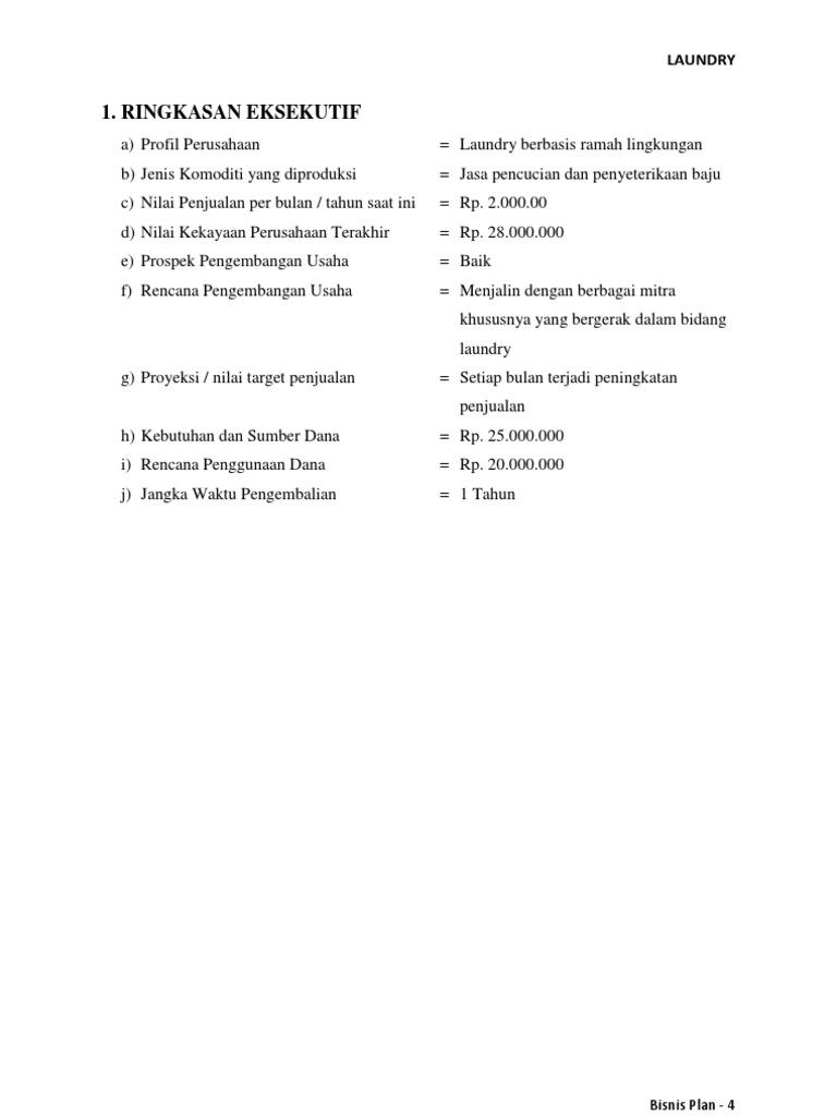 File Ii Contoh Makalah Business Plan