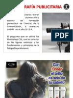 Foto Publicitaria 2012-A
