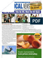 The Local News July 15, 2012