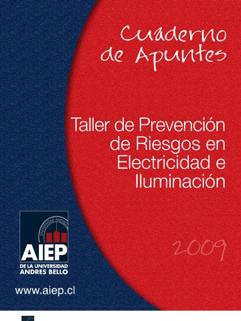 Taller de Prevencion de Riesgos en Electricidad e Iluminacion Eco207