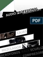Catalogo de Audio Eckomusic