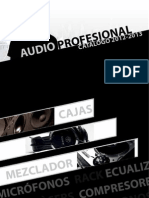 Catalogo de Audio Eckomusic