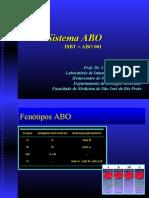 Aula 06 - Sistema ABO