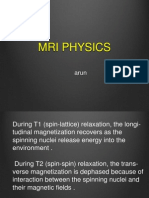 Mri Physics2