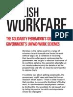 Workfare Pamphlet 2nd Edition