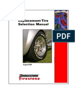 Tire Replacement Manual