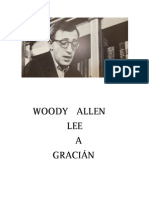 Woody Allen lee a Gracián