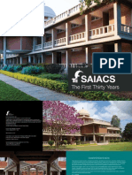SAIACS, The First Thirty Years