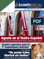 Boletín Oficial Nº 275