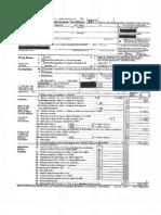 2011 Gillibrand Taxes
