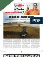 Por amor a Paranã - Anizan-40, o candidato ficha limpa