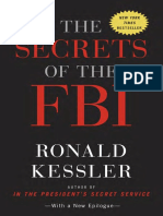The Secrets of the FBI by Ronald Kessler - Excerpt