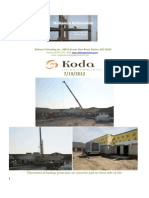 Koda Site Newsletter _32 7-19-2012