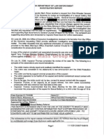 Florida Department of Law Enforcement Investigative Report of Carl Stanley McGee