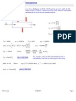 P9.15 Thermodynamics