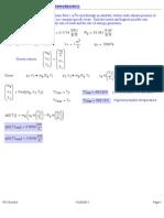 P9.19 Thermodynamics