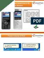 Panduan Instalasi &Amp; Dial Up Driver Modem E781A XStream