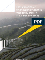 Fair Value Hierarchy GL IFRS