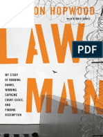 Law Man by Shon Hopwood - Excerpt