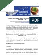 ciepg - Educação ambiental