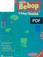 Jazz Play Along Vol. 05 - Best of Bebop
