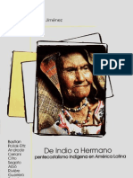 Bernardo Guerrero Ed Pentecostalismo Indigena en America Latina