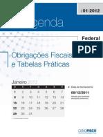 CONTRIBUIÇÕES AGENDAS_JANEIRO_2012