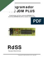 Programador Jdm Plus Sc
