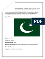 Booklet of Pakistan