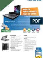 IdeaPad-V470-Datasheet