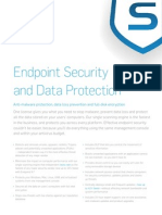 Sophos End Point Security and Data Protection Dsn A