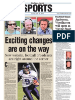 News-Herald Sports Front Page July 29