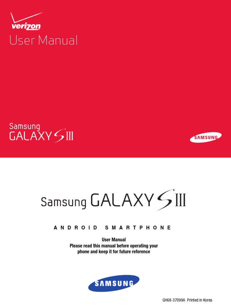 verizon samsung charge owners manual