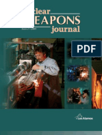 Nuclear weapons journal