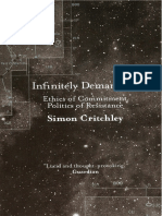 Critchley- Infinitely Demanding