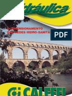 Hidraulica-21-pt - Dimensionamento das redes hidro-sanitárias