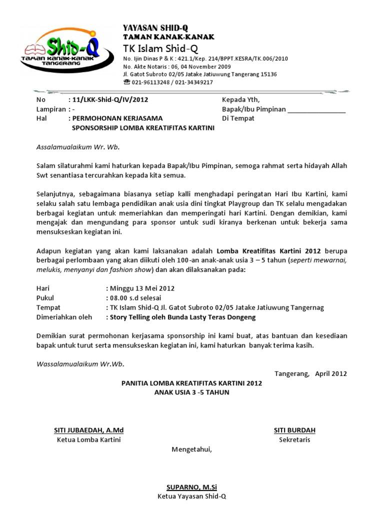 Proposal Lomba Mewarnai Docx