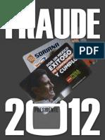 Folleto Fraude 2012